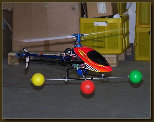 Mein Walkera Dragonfly DF60 B