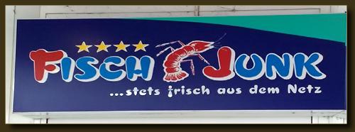 Vier Sterne Fisch-Junk