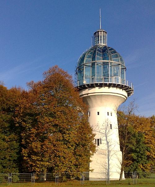 "Lichtturm ""Dinnebier"", Solingen-Gräfrath"