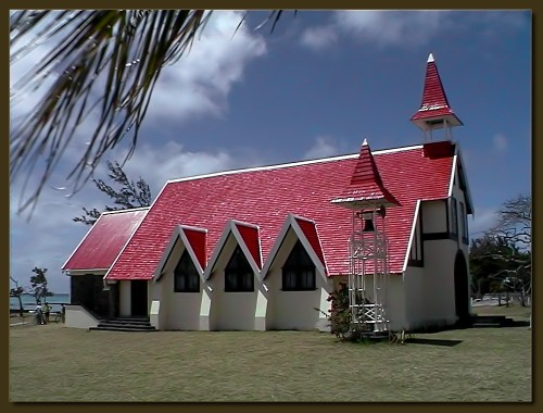 Notre-Dame Auxilitrice, Cap Malheureux, Mauritius, September 2003