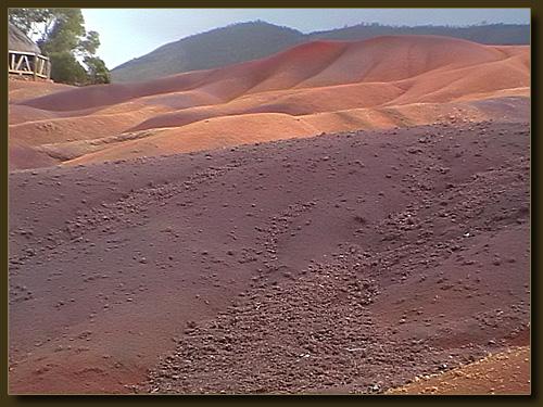 Chamarel - Terres de 7 couleurs