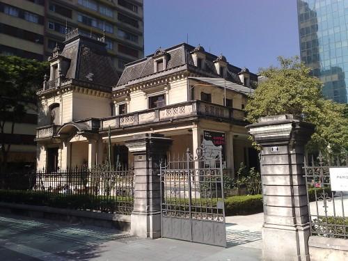 Mitten zwischen den Hochhäusern - Casa das Rosas