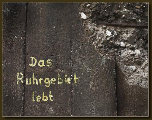 Das Ruhrgebiet lebt