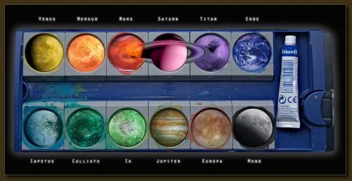 Farbkastensonnensystem