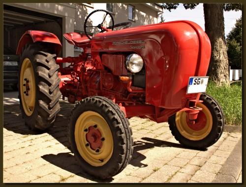 Porsche Diesel - für den Landwirt in Dir!