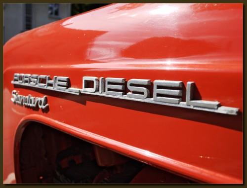 Porsche Diesel Standard