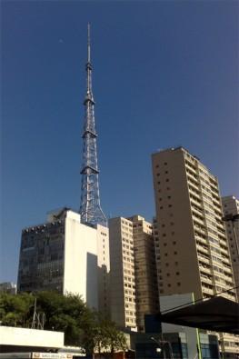 Avenida Paulista, Sao Paulo, BRasilien