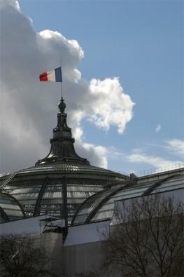 Grand Palais, Paris, Frankreich