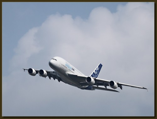 Airbus A380 - Size does matter!