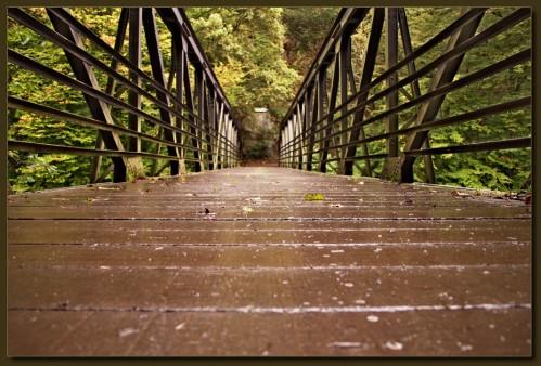 Wupperbrücke am Wiesenkotten