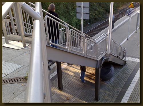 Bahnhalt Grünewalt - 30|10|2009