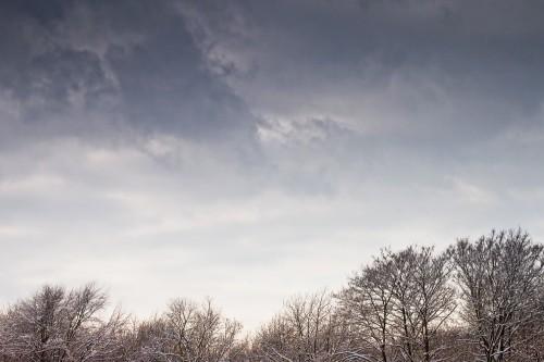 Winterhimmel