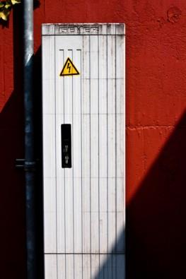 Stromkasten lebendig