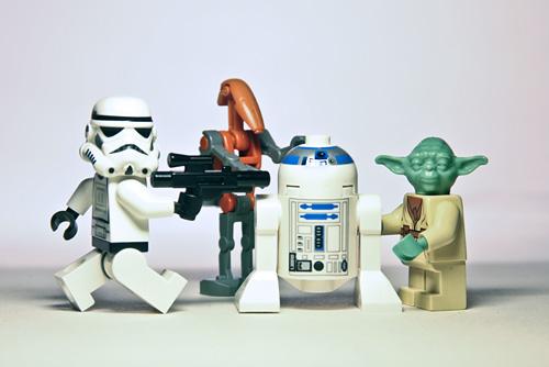 Lego Starwars Figuren