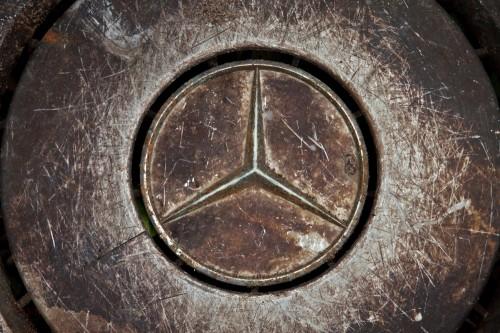 Mercedes Radkappe