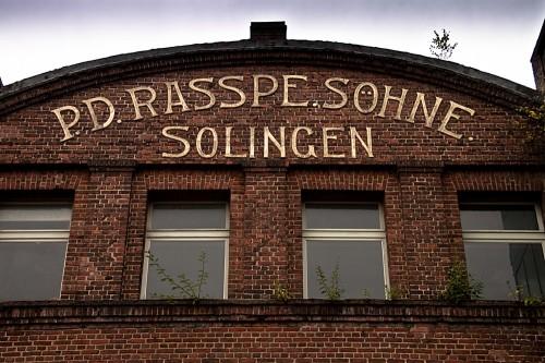 P.D.RASSPE.SÖHNE SOLINGEN