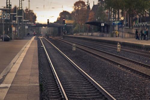 Hauptbahnhof Solingen ehemals Solingen Ohligs