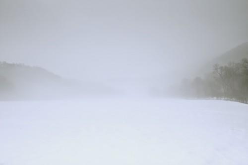 Wupperhof im Nebel
