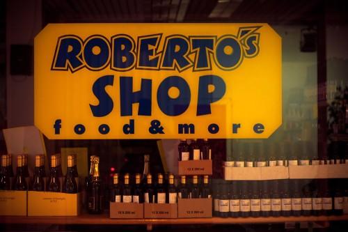 Roberto's Shop (Klick macht groß)