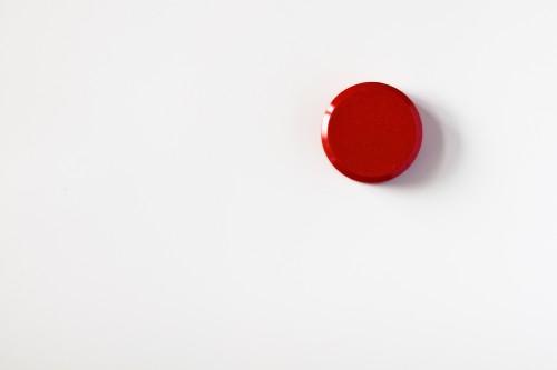 Der rote Nupsel