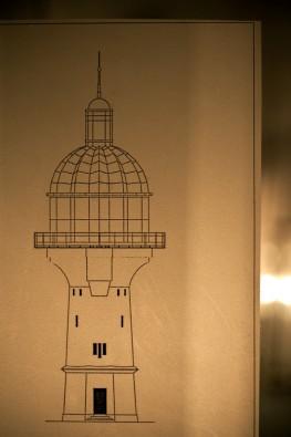 Lichtturm Dinnebier Interieur