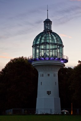 Lichtturm Dinnebier Außenansicht