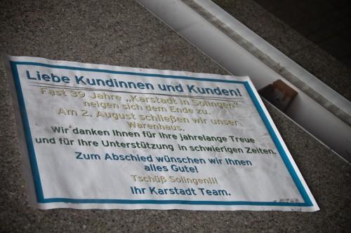 39 Jahre Karstadt