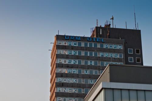 -urm-otel Turmhotel Solingen, nicht mehr ganz vollständig
